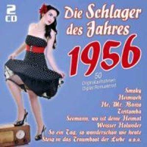 Die Schlager Des Jahres 1956