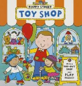 Happy Street: Toy Shop