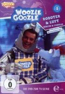 (5)DVD z.TV-Serie-Roboter Und Luft