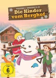 Die Kinder vom Berghof - Volume 2 - Episode 25-48