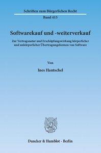 Softwarekauf und -weiterverkauf