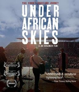 Under African Skies Blu-ray (Graceland 25th Annive