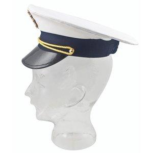 Kids Shirt Polizei Einsatzmütze blau/weiss, 3-9 Jahre