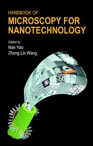 Handbook of Microscopy for Nanotechnology
