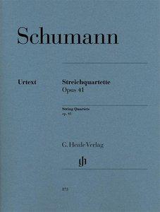Streichquartette op. 41