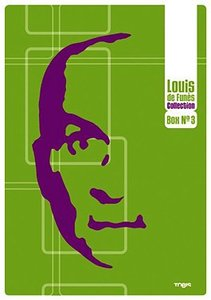Louis de Fun?s DVD Coll.Box 3