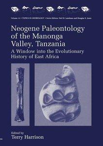 Neogene Paleontology of the Manonga Valley, Tanzania