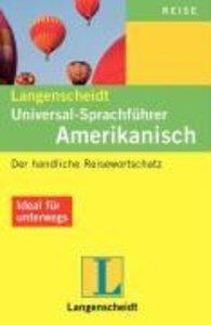 Amerikanisch. Universal - Sprachführer. Langenscheidt