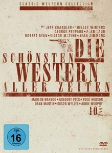 Die schönsten Western aller Zeiten - Sammlerbox