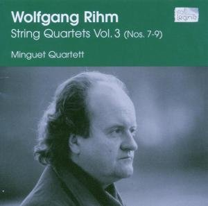 String Quartets Vol.3 (Nos.7-9)