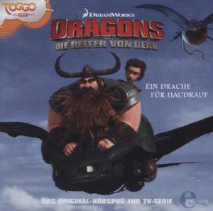 Dragons - Die Reiter von Berk 03. Ein Drache für Haudrauf