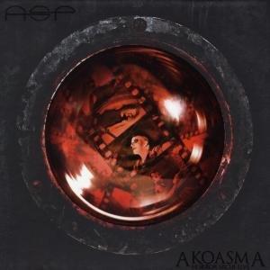 Akoasma-Horror Vacui Live (Ltd.Ed.)