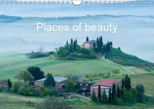 Places of beauty (Wall Calendar 2015 DIN A4 Landscape)