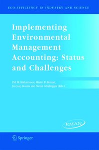 Implementing Environmental Management Accounting
