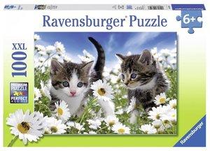 Süßes Kätzchen. XXL Puzzle (100 Teile)