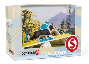 Schleich 41803 - Scenery Pack: Hunde Agility