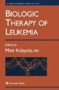 Biologic Therapy of Leukemia
