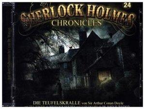 Sherlock Holmes Chronicles 24-Die Teufelskralle