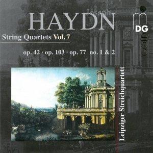 Vol. 7 Streichquartette op. 42,103,op.77 1+2