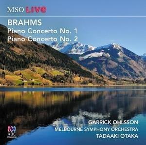Brahms: Klavierkonzerte 1,2