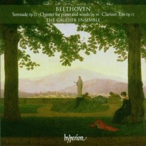 Bläserquintett op.16/Serenade/+