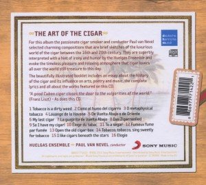 The Art Of The Cigar