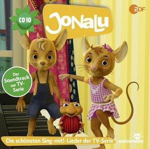 JoNaLu-Staffel 2-CD Sing mit den JoNaLus (Soun