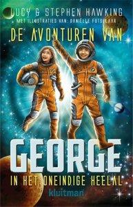 De avonturen van George in het oneindige heelal / druk 1