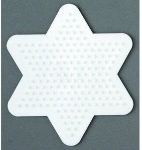 Hama 270 - Stiftplatte Stern 8cm für Midi-Bügelperlen