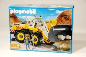 PLAYMOBIL® 4038 - Großradlader