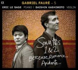 Kammermusik Vol.5-Werke für Violine und Klavier