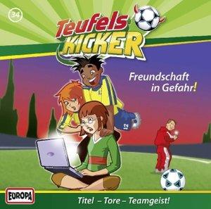 Die Teufelskicker 34. Freundschaft in Gefahr!