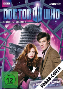Doctor Who-Staffel 5.2-Fan Edition