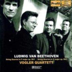 Streichquartette op.59,1+3