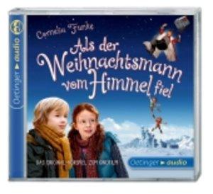 Als der Weihnachtsmann vom Himmel fiel (CD)