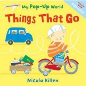 Pop Up World: Things that Go