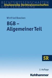 BGB - Allgemeiner Teil