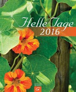 Helle Tage 2016 Postkartenkalender