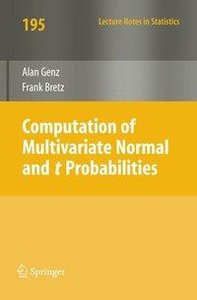 Computation of Multivariate Normal and t Probabilities