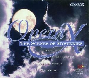 Opera X-Scenes Of Mysteries