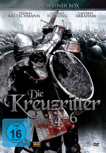 Die Kreuzritter-Trilogie 2-Limited Editio (DVD)