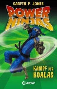 Power Ninjas 08 - Kampf der Koalas