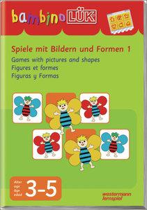 LÜK. Bambino. Spiele mit Bildern und Formen 1