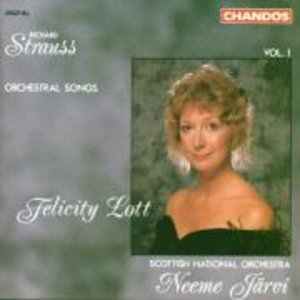 Orchesterlieder Vol.1