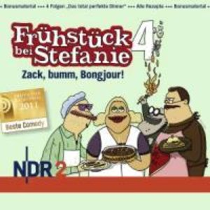 NDR 2 - Frühstück bei Stefanie 4 - Zack, bumm, Bongjour
