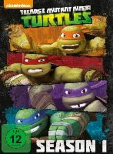 Teenage Mutant Ninja Turtles: Season 1