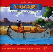 Yakari 24. Wächter des Felsens - zum Schließen ins Bild klicken