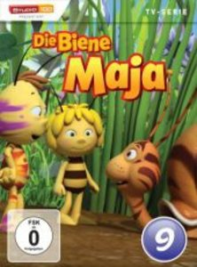 Die Biene Maja 3D-DVD 9 (CGI)
