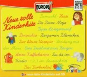 Neue tolle Kinderhits (3er Box)