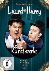 Laurel & Hardy: Frühe Kunstwerke